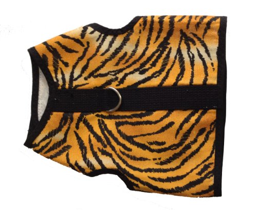 Kitty Holster Cat Harness, Extra Small, Tiger Stripe