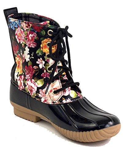 AVANTI Womens Combat Style Boots product image