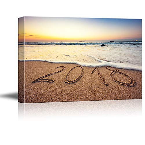 NWT Custom Canvas Prints with Your Photos Anniversary Ideas, Personalized Canvas Pictures for Wall to Print Framed 12x18 inches (Best Cheap Canvas Prints)