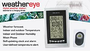 Inalámbrico Weathereye WEA30estación meteorológica Digital