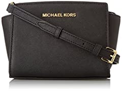 This simple yet fun satchel by Michael Kors will surely make you a hit among your friends on a girls night out! This leather satchel will compliment any outfit whether it is casual or dressy The interior 3 pockets and a 5 depth will give you ...