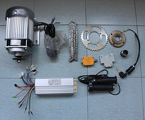 48V 750W BRUSHLESS MOTOR ELECTRIC TRICYCLE RICKSHAW MOTOR...
