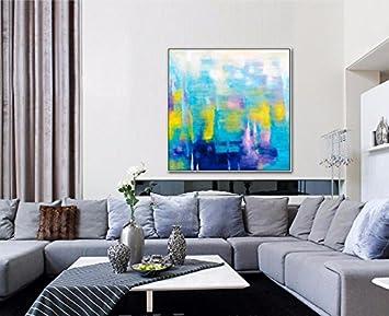 Zimmer minimalistisch modernen salon-canapé-peintures WANDGERÄTE ...