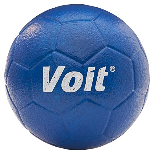 Voit #5 Tuff Foam Soccerball, Blue (Ball Voit Foam)