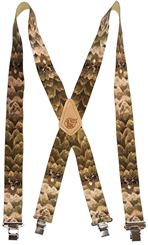 DEER HUNTER - USA MADE CUSTOM SUSPENDERS - 2