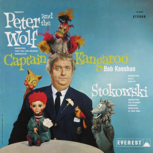 Peter and the Wolf, Op. 67: I. The Story Begins (orchestra only)