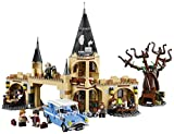 LEGO Harry Potter Hogwarts Whomping Willow Building Kit (753 Piece), Multicolor