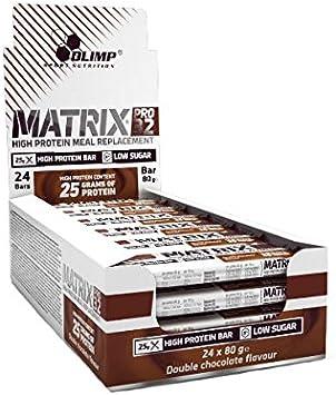 Olimp Sport Nutrition Matrix Pro Bars Chocolate 24 Unidades ...