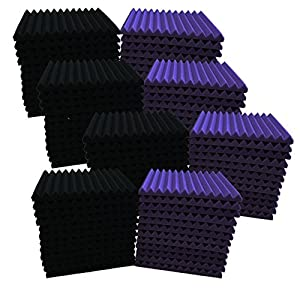 96 Pack Allxinlog Absorb the echo Acoustic Fo...