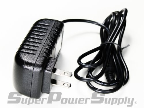 Super Power Supply® AC / DC Adapter Charger Cord 9V 2A (2...