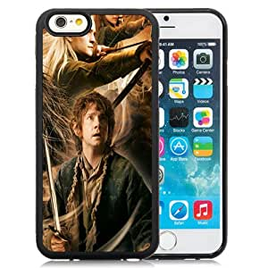 Beautiful Custom Designed iPhone 6 4.7 Inch TPU Phone Case For The Hobbit The Desolation of Smaug Phone Case Cover