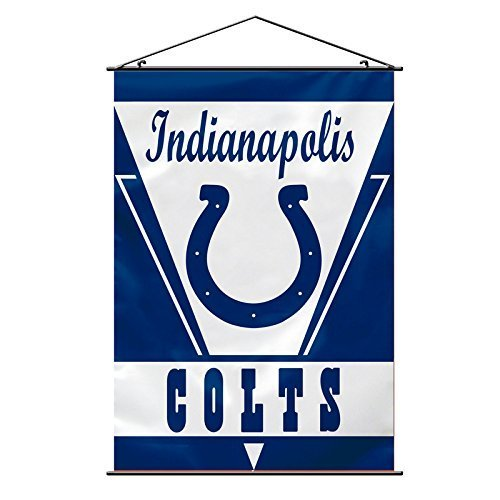 Fremont Die NFL Indianapolis Colts Wall Banner ()