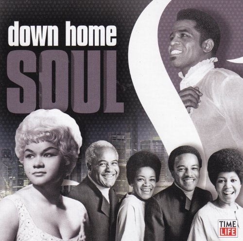 Down Home Soul [Time Life]