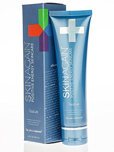 SkinAgain Rescue - Soothing Body Cream, Redness Calming Loti