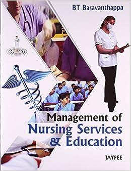 Descargar De Torrent Management Of Nursing Services And Education El Kindle Lee PDF