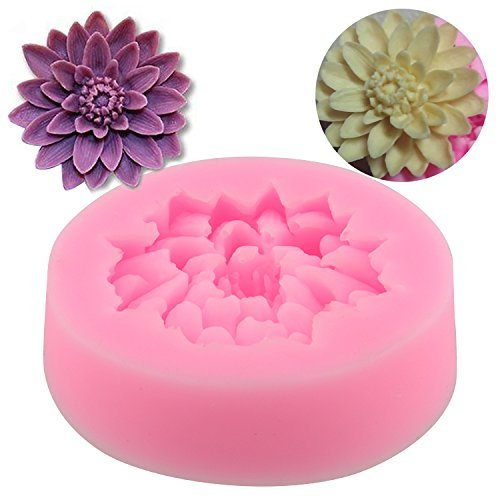 lotus-shape-chocolate-candy-jello-3d-silicone-mold-cartoon-figre-cake-tools-soap-mold-sugar-craft-ca