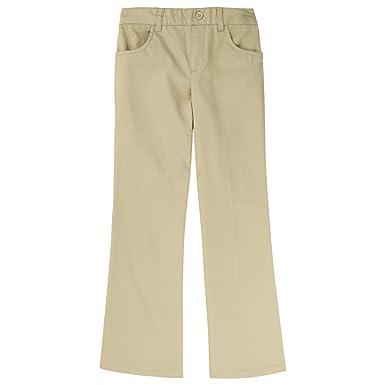 da0c6213aba Amazon.com  French Toast Girls  Pull-On Pant  Clothing