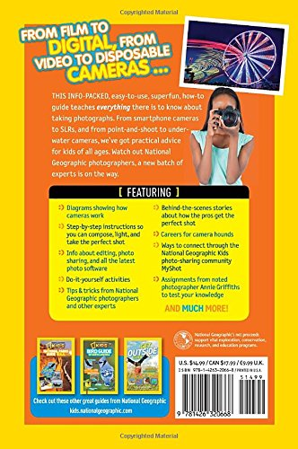 Buy National Geographic Kids Guide to Photography: Tips