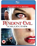The Resident Evil Collection [Blu-ray]