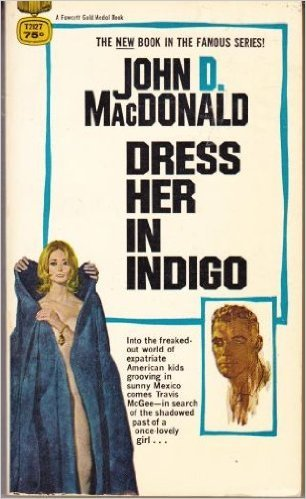 in her dress - 2