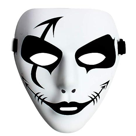 Halloween Maschere.Owude Maschera Mascherata Di Halloween Maschere Di Ballo Di Hip Hop