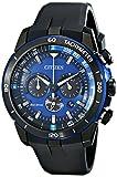 Citizen Eco-Drive Men's CA4155-12L Ecosphere Analog Display Black Watch