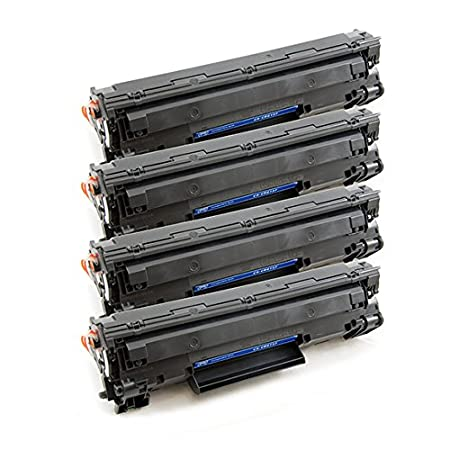 2 PayForLess Toner Cartridge 137 (9435B001AA) Compatible Remanufactured for Canon 137 Black ImageClass MF227dw MF229dw MF232w MF236N MF244dw MF247dw MF249dw D570 LBP151dw MF212w MF216n MF217w CRG 337