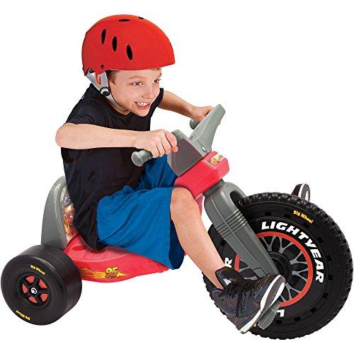Pedal Toys For Boys : Disney pixar cars racers edge inch big wheel pedal