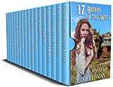 Mail Order Bride: 17 Brides of the West:  17 Book Box Set
