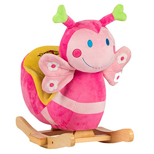 Horse Rocking Butterfly (Rockin' Rider Blossom the Butterfly Baby Rocker)