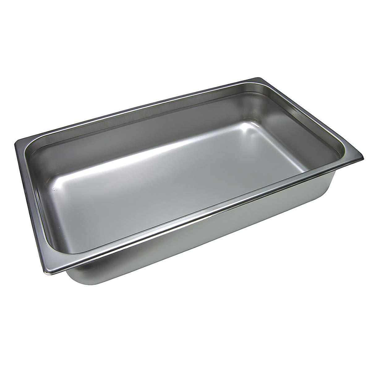 Update International (SPH-1004) 4'' Full-Size Anti-Jam Steam Table Pan