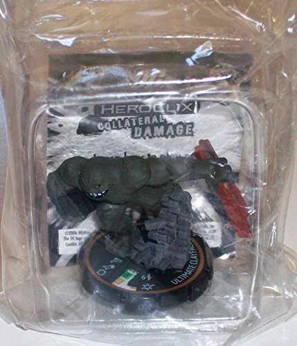 Pack Clayface - ULTIMATE CLAYFACE #220 Collateral Damage DC HeroClix LE .HN#GG_634T6344 G134548TY59757