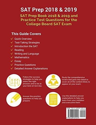 Practice book sat
