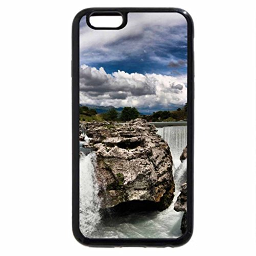 iPhone 6S / iPhone 6 Case (Black) Waterfalls & Landscape