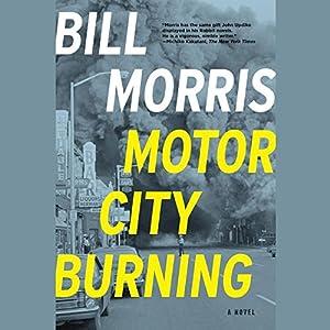 Motor City Burning Audiobook