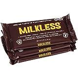 Milkless Vegan Chocolate Bars (3 Pack)