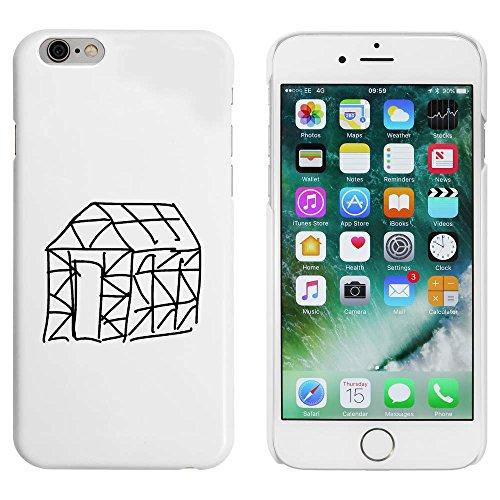Blanc 'Jolie Serre' étui / housse pour iPhone 6 & 6s (MC00037030)