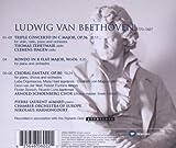 Triple Concerto / Choral Fantasy / Rondo in B Flat