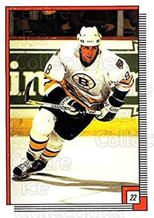 2287688e Amazon.com: (CI) Cam Neely Hockey Card 1988-89 O-pee-chee Stickers ...
