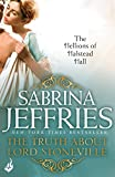 Front cover for the book The Truth About Lord Stoneville by Sabrina Jeffries