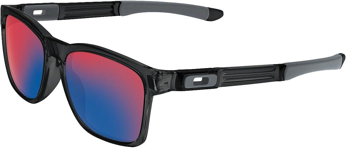 OAKLEY 0OO9272 Gafas de sol, Black Ink, 56 para Hombre
