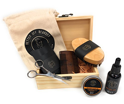 Beard Grooming Kit Men Controlled