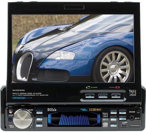 Amazon.com: BOSS Audio Systems BV9990 4 x 85 Watts DVD MP3 CD Receiver: Car  ElectronicsAmazon.com