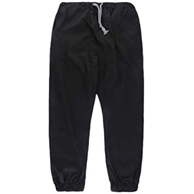 Otoño Invierno Hombres Hombre Casual Algodón Sólido Pantalones ...