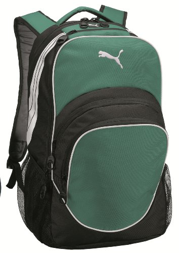 Puma Junior Teamsport Formation Backpack (Green, One Size)