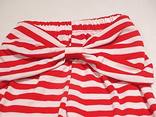 5ff2e0b910345 DYMAS Abbigliamento per Bambini di Natale Bambini Natale Imposta Pizzo  Bambino Pantaloni Top + Strisce  Amazon.it  Giardino e giardinaggio