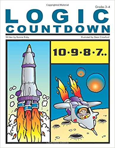Time Worksheets 2nd grade telling time worksheets : Amazon.com: Logic Countdown, Grades 3-4 (9781593630874): Bonnie ...