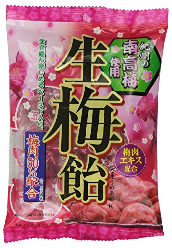 Ribon Nama Ume Plum Hard Candy, 3.87 Ounce