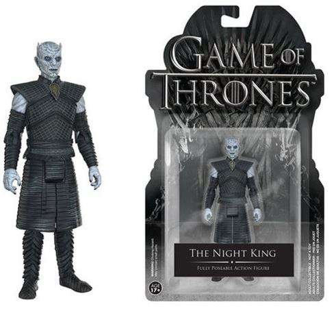 Game of Thrones Night King 3 3/4-Inch Action Figure (Game Of Thrones King)
