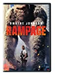 Rampage Single Disc DVD Edition 2018